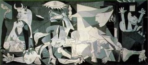 Guernica - Picasso 2