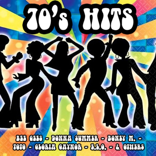 70's Lista CDs 2