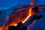 Eyjafjallajokull Volcano Lava Stream