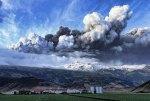 Eyjafjallajokull Volcano Explodes