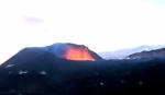 Eyjafjallajokull Volcano crater