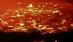 Eyjafjallajokull Volcano ... caldero ardiente