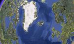 Google Earth eyjafjallajökull