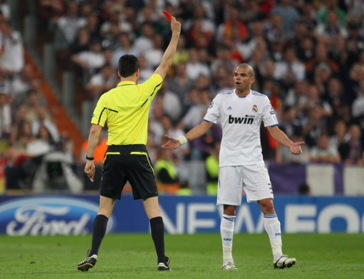 Pepe+Real+Madrid+v+Barcelona+UEFA+Champions