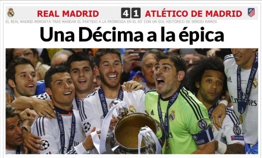 La Decima (Champions league) II