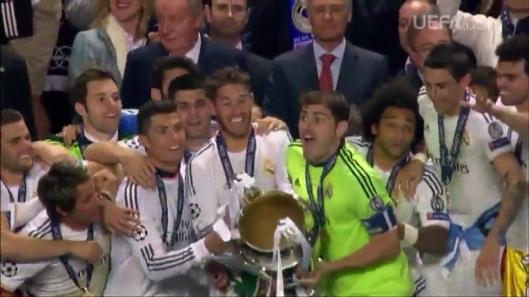 UEFA 2014 - DECIMA 252